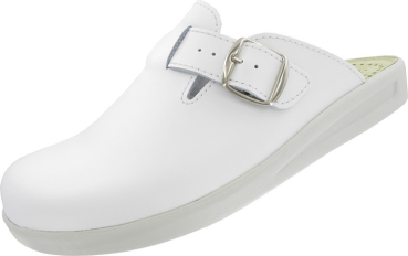 Artikel 0753 - 080 weiß Leder