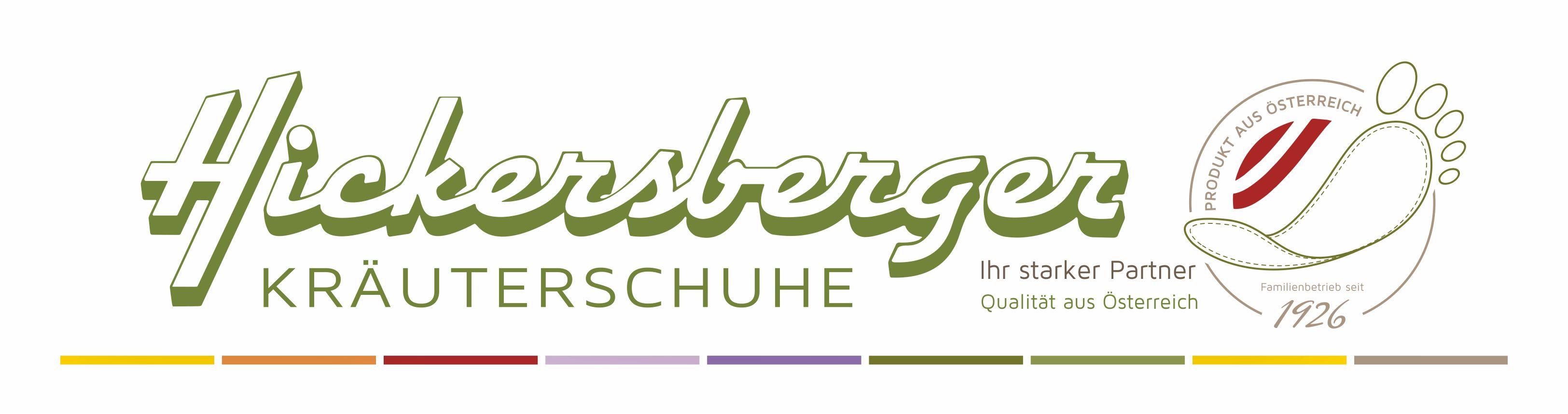 Hickersberger Kräuterschuhe-Logo